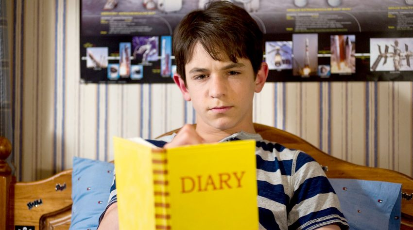 Flea Reads: Diary of a Wimpy Kid Dog Days