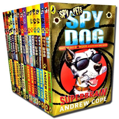 Flea Reads: Spy Dog by Andrew Cope