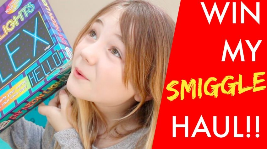 Spring Smiggle Haul and Giveaway